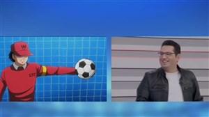 گزارش فوتبالیست ها به سبک محمدرضا احمدی