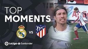 برترین لحظات تقابل همیشه جذاب رئال مادرید - اتلتیکومادرید