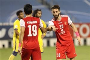 گل عبدی به النصر بهترین گل لیگ قهرمانان آسیا 2020