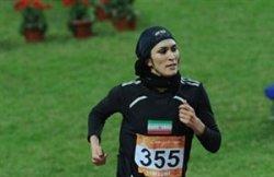 گفتگو با لیلا ابراهیمی اولین مدال آور استقامت سه هزار متر با مانع