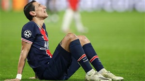 دی ماریا بازی با بارسلونا را از دست داد