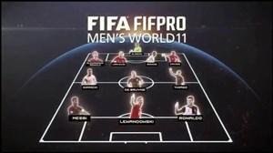 تیم منتخب سال 2020 فیفا