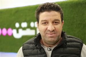 گفتگوبا اسماعیل حلالی در مورد بازی پرسپولیس و اولسان