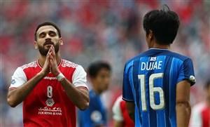 پرسپولیس نایب قهرمان سربلند در لیگ قهرمانان آسیا