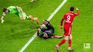 لورکوزن ۱ - ۲ بایرن؛ معجزه مرد سال فوتبال جهان