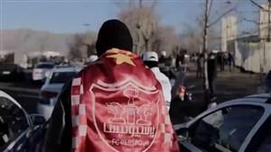 تروریست سریال خانه امن اینبار در پوشش هوادار پرسپولیس