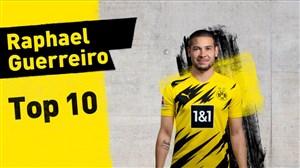 10 لحظه برتر رافائل گریرو در تیم دورتموند