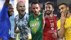 گل دیاباته و عبدی نامزد بهترین گل فصل لیگ قهرمانان آسیا 2020