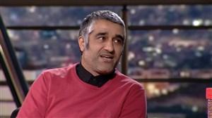 پژمان جمشیدی: علی دایی پاس گل هایم را فراموش کرده است!