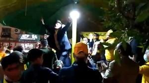 شادی هواداران نفت آبادان بعد از برد برابر تراکتور