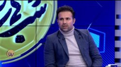 نصرتی: در لیگ ما یک فوروارد تمام عیار وجود ندارد