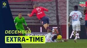 برترین لحظات لیگ فرانسه در ماه دسامبر