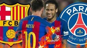 بهترین های زوج مسی - نیمار در بارسلونا