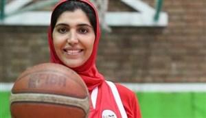 گفتگو با گلشید امیدیان ملی پوش بسکتبال بانوان
