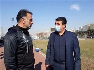 واکنش فکری به کنایه منصوریان به مرفاوی و مظلومی