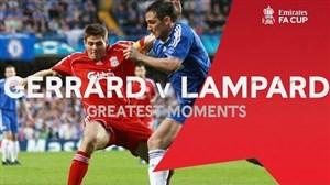 مقایسه دو اسطوره; لمپارد و جرارد در جام حذفی انگلیس