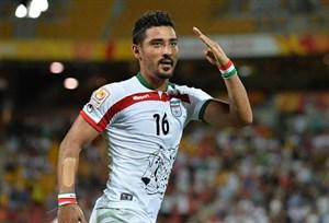 بازی خاطره انگیز ایران 1 - امارات 0 (15-2014)