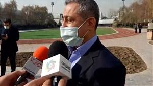 دبیرکل کمیته ملی المپیک: با فیفا تبادل نظر میکنیم