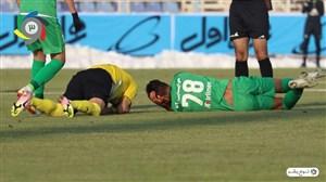 حواشی بازی های روز گذشته لیگ برتر
