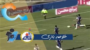 خلاصه بازی نفت مسجد سلیمان 0 - پیکان تهران 1