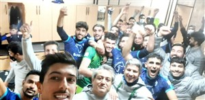 جشن پیروزی پیکانیها در مسجدسلیمان(عکس)