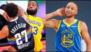 برترین حرکت های بسکتبال NBA در سال 2020