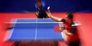 پیروزی تیم ملی تنیس روی میز ایران مقابل هنگکنگ