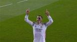 گل اول رئال مادرید به سلتاویگو با ضربه سر وازکز