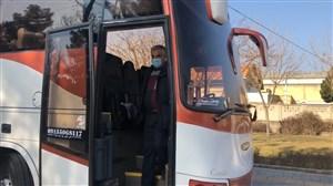 ممانعت از ورود اتوبوس سایپا به ورزشگاه امام رضا(ع)