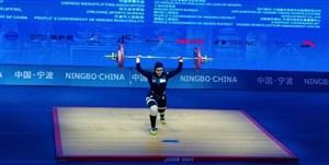 منظمی: اردوی تیم ملی وزنهبرداری بانوان رضایتبخش بود