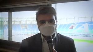توضیحات تاج فیروز درباره حواشی دیدار روز گذشته شهرخودرو