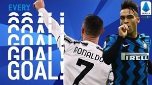 مرور بازیهای هفته پانزدهم سری آ ایتالیا