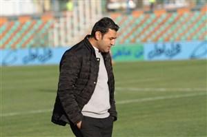 فاضلی:فوتبال مثل زندگی است و میچرخد