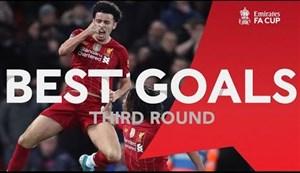 10 گل برتر منچستریونایتد در نیمه نهایی جام EFL
