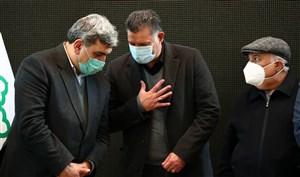 با حضور علی دایی، عادل و شهردار تهران! (عکس)