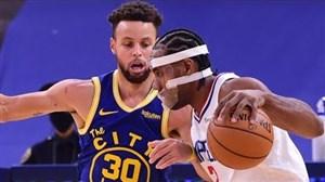 خلاصه بسکتبال گلدن استیت - لس آنجلس کلیپرز
