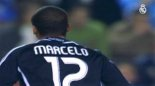اولین حضور مارسلو در ترکیب رئال مادرید