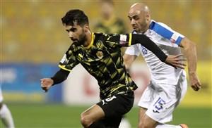 عملکرد بشار رسن در اولین بازی برای القطر