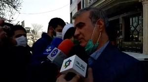 قنبرزاده: کریمی بعد از سالها پایش را در فدراسیون گذاشت