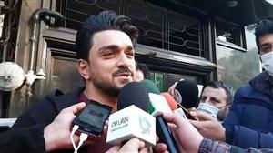 میثم بائو: استقلال از نظر مهره بهتر است،تجربه گلمحمدی بیشتر