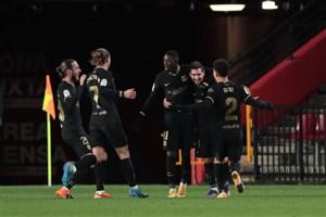 گرانادا ۰- ۴ بارسلونا؛ ادامه روند امیدوارکننده تیم کومان