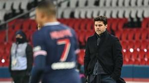 پوچتینو از بازیکنان PSG انتظار بیشتری دارد