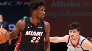 خلاصه بسکتبال واشینگتن ویزاردز - میامی هیت