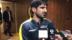 حسینی: پرسپولیس هم جلوی ما دفاع فشرده انجام داد