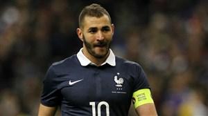 بنزما را به تیم ملی فرانسه بر می گردانم
