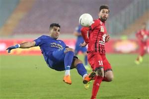 برترین های هفته لیگ برتر فوتبال ایران