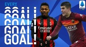 مرور بازیهای هفته هفدهم سری آ ایتالیا