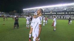 خلاصه بازی سانتوس 3 - بوکا جونیورز 0