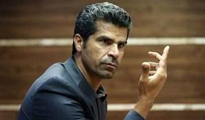 درگیری هادی ساعی با دبیر سازمان لیگ