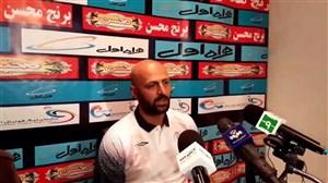 حمید عبداللهی: هیچ تیمی مقابل ما روز راحت ندارد